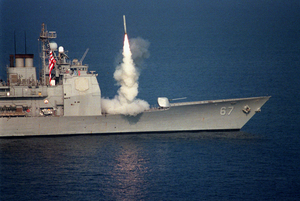 Tomahawk Launch Image