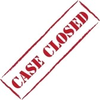 Red Stamp Case Closed Image