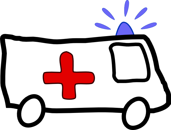 Ambulance clipart  Ambulance Clip Art at Clker.com - vector clip art online, royalty ...