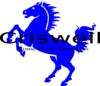 Criswell Mustang Clip Art