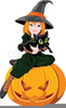 Free Halloween Black Cat Clipart Image