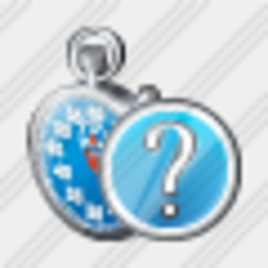 Icon Stop Watch Question Image