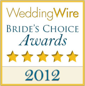 Wedding Photo Connection Award Badge Logo Image
