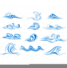 Clipart Ocean Wave Image