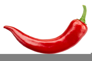 Chili Peppe Clipart Image