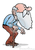 Grumpy Old Man Clipart Free Image