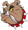 Friendly Bulldog Clipart Image