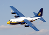 Fat Albert  Begins A Show For The U.s. Navy Blue Angels Image