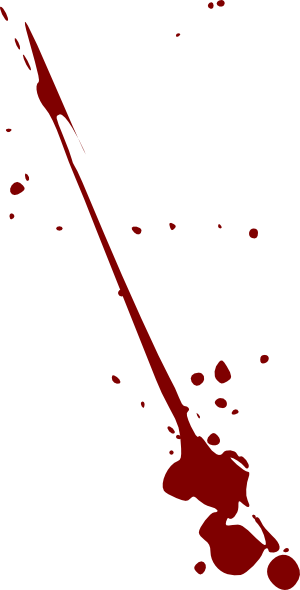 clipart picture of blood - photo #14