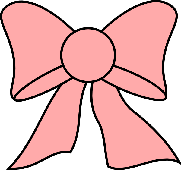 lace bow clipart - photo #29