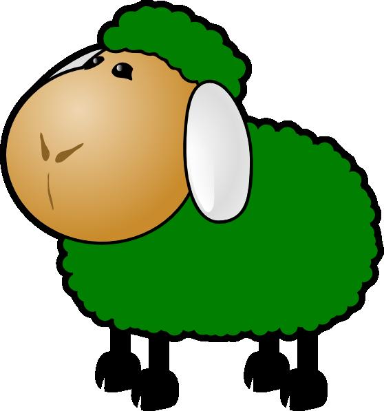 lamb clip art cartoon - photo #19
