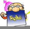 English Icons Clipart Image