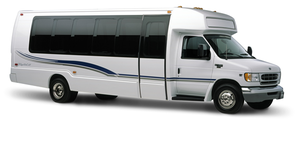 Shuttle Bus Limo Image