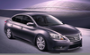 Lowered Nissan Sentra Image