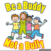 Buddy Reading Clipart Image