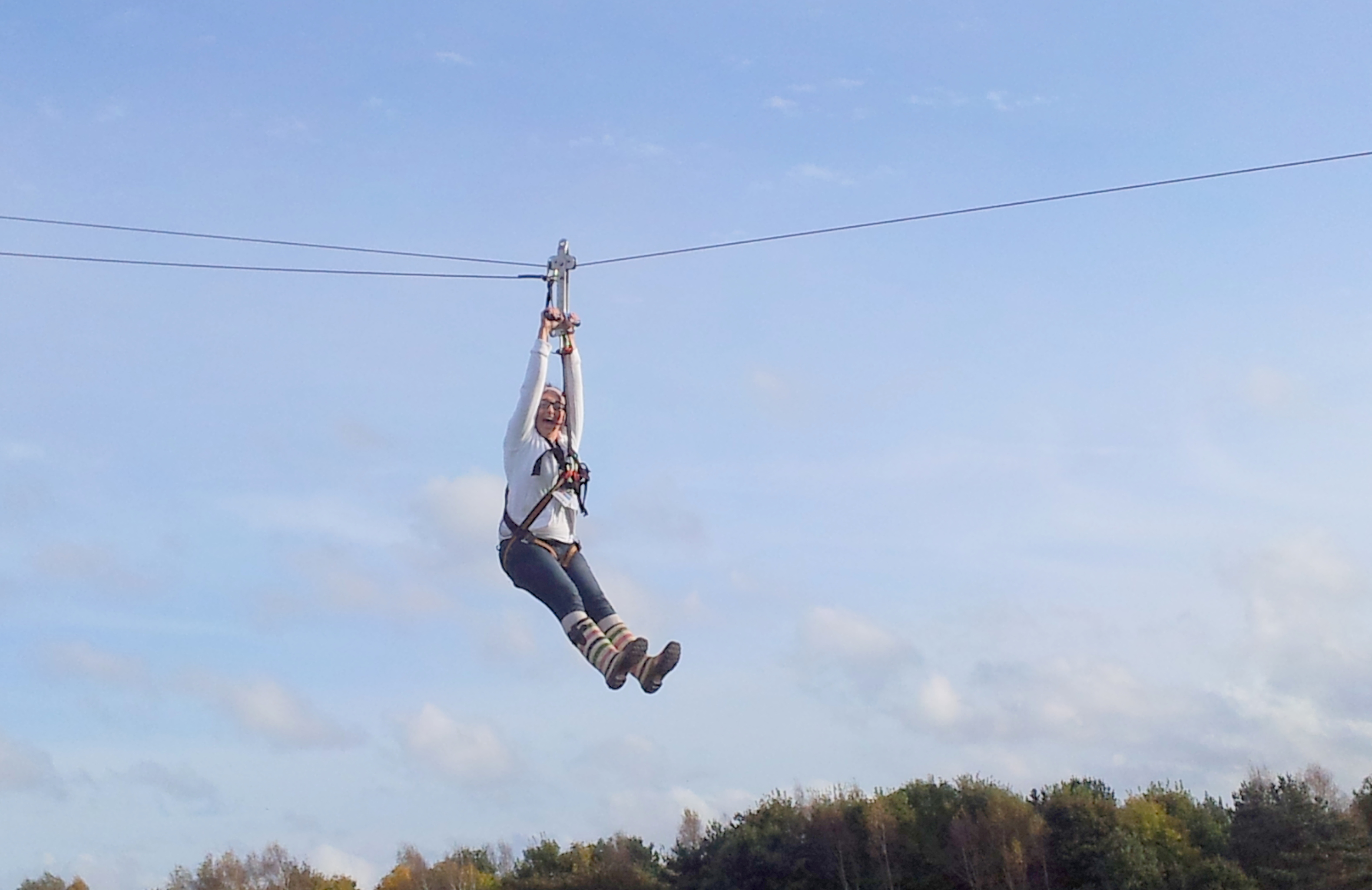 Pal Hire Images Showman Georgia Zip Wire | Free Images at Clker.com ...