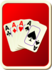 Hand Of Aces 2 Clip Art