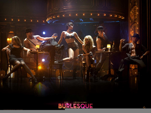 Burlesque Movie Wallpaper Free Images At Clkercom Vector Clip