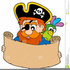 Free Clipart Treasure Map Image
