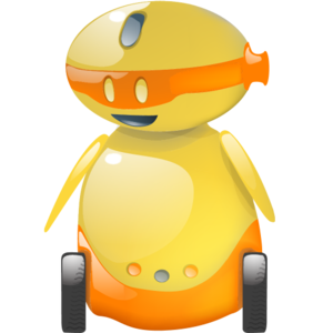 Happy Robot Image