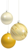 Christmas Ornament Clipart Color Image