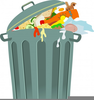 Trash Can Clipart Image