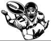 Clipart Sports Football Image