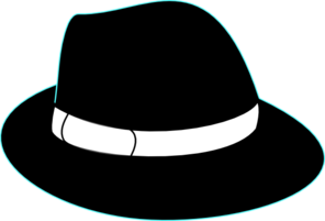 Blackhat Barry Clip Art