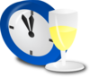 New Year Icon Clip Art
