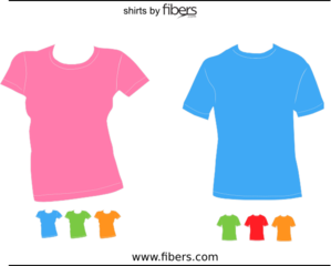 T Shirt Templates Clip Art