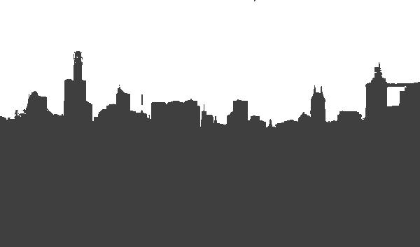 Buildings Grey City Clip Art at Clker.com - vector clip ...