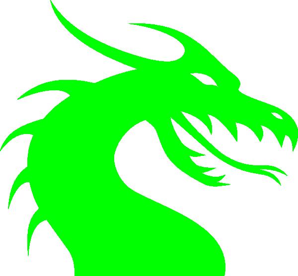 Green Dragon Clip Art at Clker.com - vector clip art ...