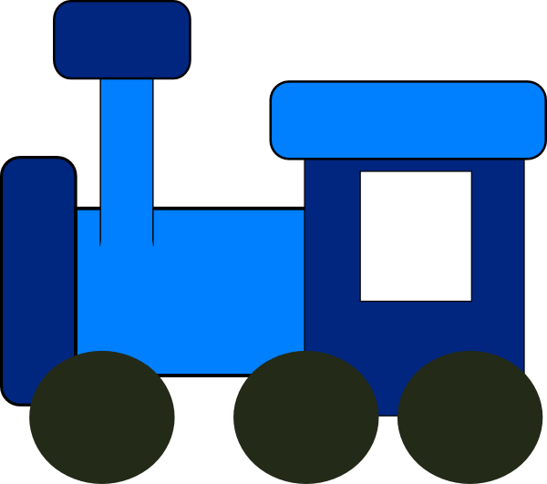 train clip art free download - photo #45