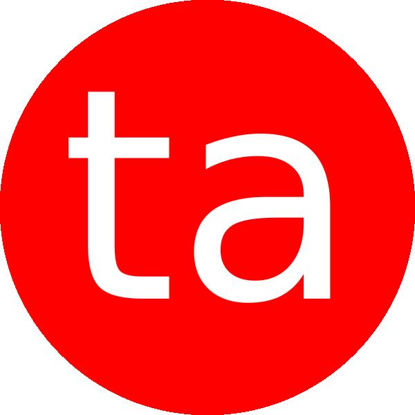 ta circle clip at clker vector clip