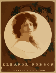 Eleanor Robson Clip Art