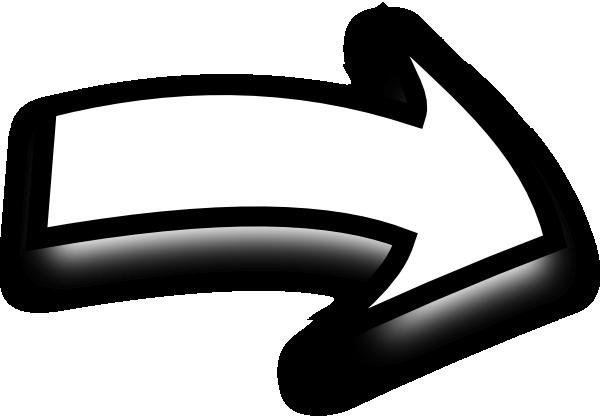clipart arrow outline - photo #20