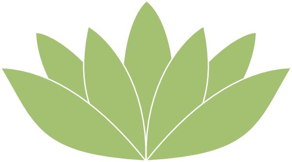 Ntc Green Lotus Clip Art at Clker.com - vector clip art online ...
