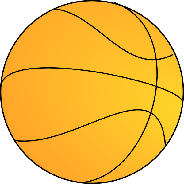 clip art images basketball - photo #24