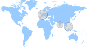 Pdl-world-map Clip Art