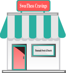 Homemade Sweets Shop4 Clip Art