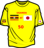 Uganda At 50 Clip Art