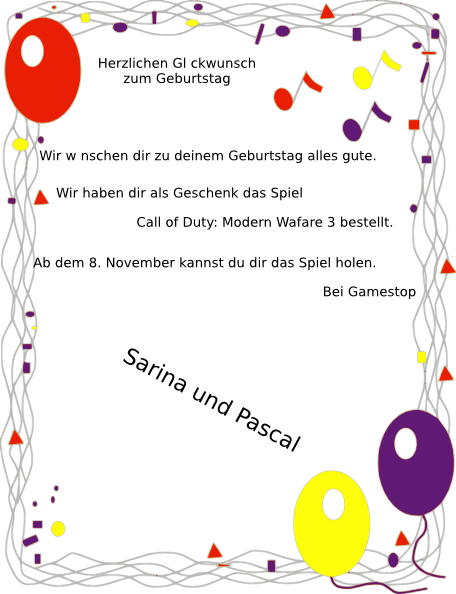 clipart geburtstag - photo #22