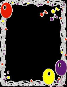 Geburtstag Clip Art at Clker.com - vector clip art online, royalty ...