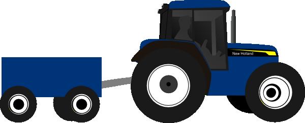 Tractor Clip Art at Clker.com - vector clip art online ...