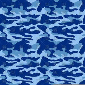 Free Camouflage Patterns for Illustrator & Photoshop Clipart Images
