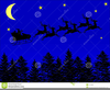 Free Starry Sky Clipart Image