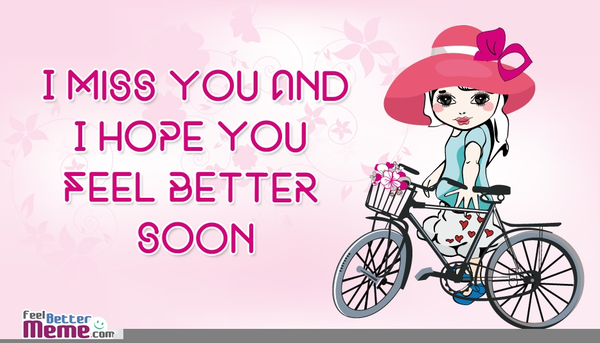 Hope You Feel Better Clipart Free Images At Clker Com Vector