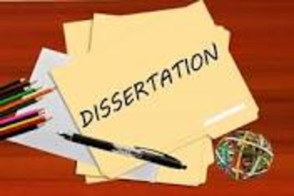 How to write an art dissertation