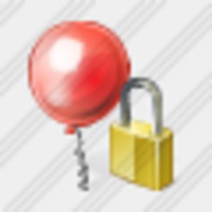 Icon Ball Locked Image