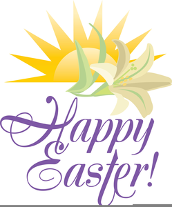 Free Religious Clipart For Easter Image